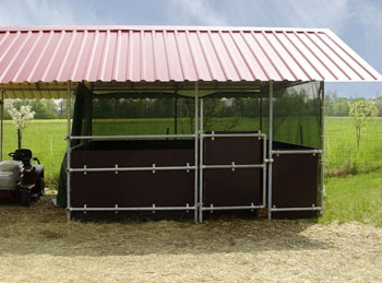 clamptec einsatzbereiche landwirtschaft paddocks. Black Bedroom Furniture Sets. Home Design Ideas